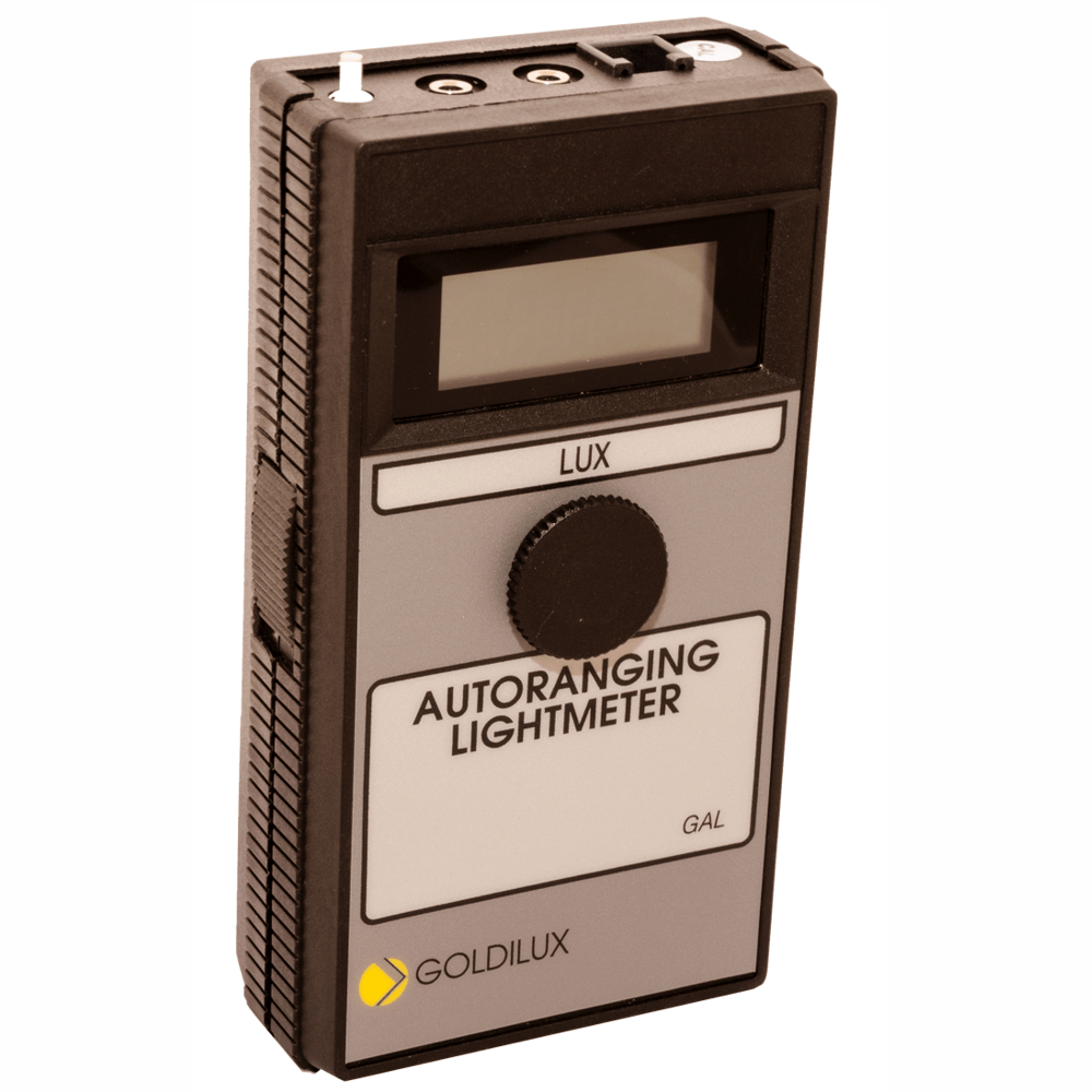 Autoranging Light Meter